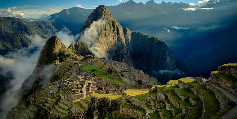Перу - Изгубеният свят на инките
