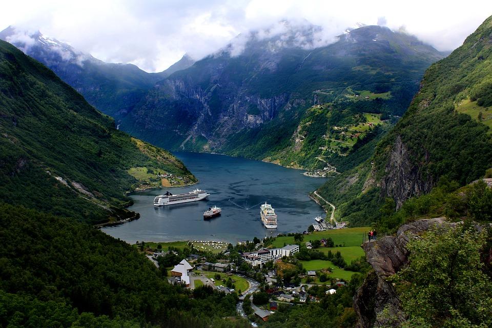 Норвегия и фиордите