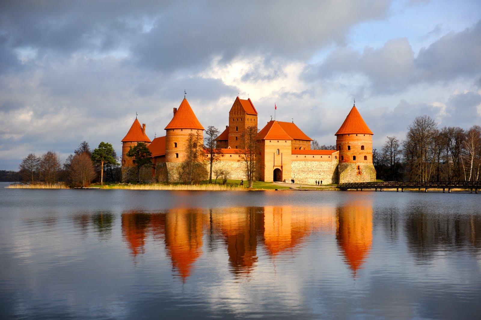 Литва, Латвия, Естония и Швеция