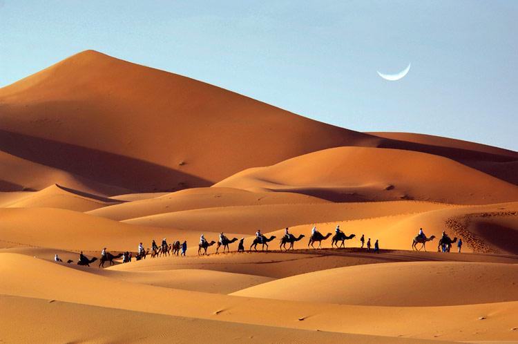 Великден в Мароко - група