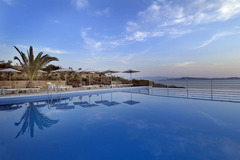 Akrathos Beach Hotel - Атон - Фотогалерия - снимка 1