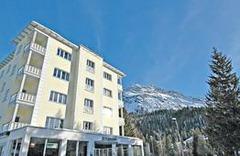 Laudinella - St. Moritz-Bad