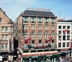 Amsterdam De Roode Leeuv - Амстердам