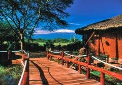 Amboseli Sopa Lodge - Амбосели