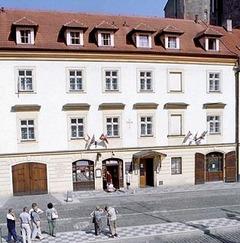U Krize - Прага