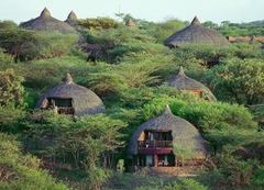 Serengeti Serena Safari Lodge - Серенгети