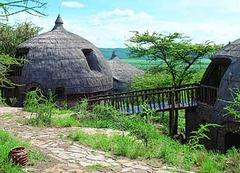 Serengeti Serena Safari Lodge - Серенгети - Фотогалерия - снимка 2