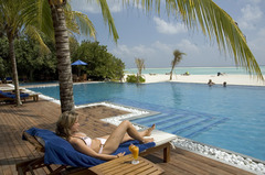 Olhuveli Beach Spa Resort - Малдиви - Фотогалерия - снимка 10