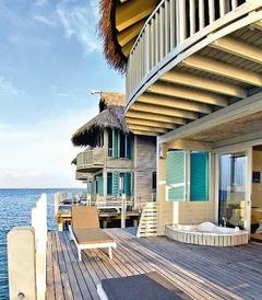 Cinnamon Island Alidhoo - Малдиви - Фотогалерия - снимка 1