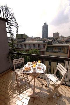 Mennini Hotel – Милано - Фотогалерия - снимка 3