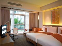 Pullman Bangkok King Power Hotel - Банкок  - Фотогалерия - снимка 1
