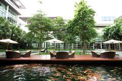 Pullman Bangkok King Power Hotel - Банкок  - Фотогалерия - снимка 6