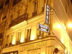 Trinitе Plaza - Paris