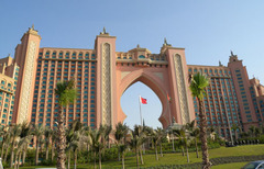 Atlantis The Palm Hotel - Дубай