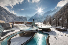Aqua Dome-Tirol Therme Längenfeld - Längenfeld, Тирол - Фотогалерия - снимка 1