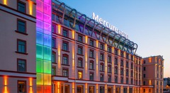 Mercure Riga Centre Hotel - Рига, Латвия
