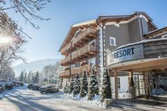 Q! Resort Health & Spa - Kitzbuehel, Тирол  - Фотогалерия - снимка 1