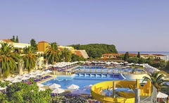 Roda Beach Resort and Spa - остров Корфу