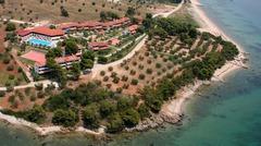 Blue Dolphin Sargani Hotel
