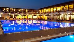 Blue Dolphin Sargani Hotel - Фотогалерия - снимка 8