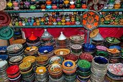 Имперските градове на Мароко - Фотогалерия - снимка 19