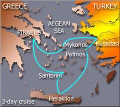 Егейски легенди - Фотогалерия - снимка 1