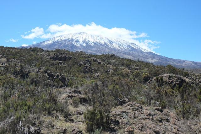 Килиманджаро - белият покрив на черния континент