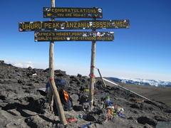 Килиманджаро - белият покрив на черния континент - Фотогалерия - снимка 9