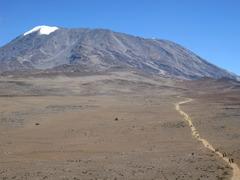Килиманджаро - белият покрив на черния континент - Фотогалерия - снимка 11