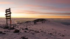 Килиманджаро - белият покрив на черния континент - Фотогалерия - снимка 17