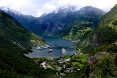 Норвегия и фиордите - група - Фотогалерия - снимка 1