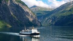 Норвегия и фиордите - група - Фотогалерия - снимка 2