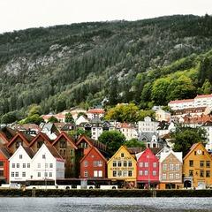Норвегия и фиордите - група - Фотогалерия - снимка 15