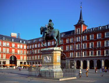 Мадрид - градът на кралете