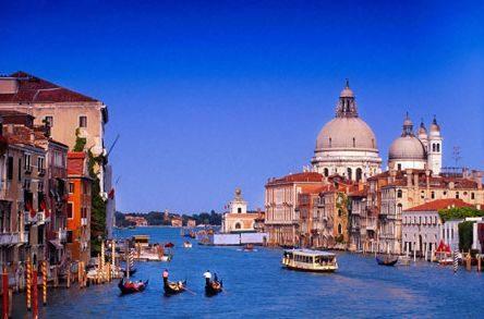 Уикенд във Венеция