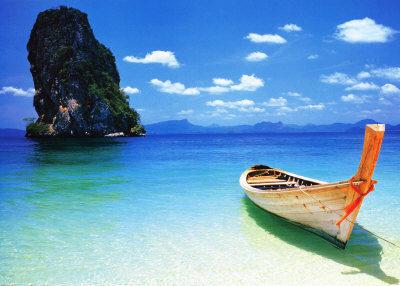 Почивка на остров Пукет