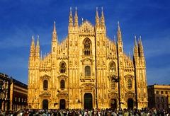 Чeтири незабравими дни в Милано (с екскурзовод) - Фотогалерия - снимка 1