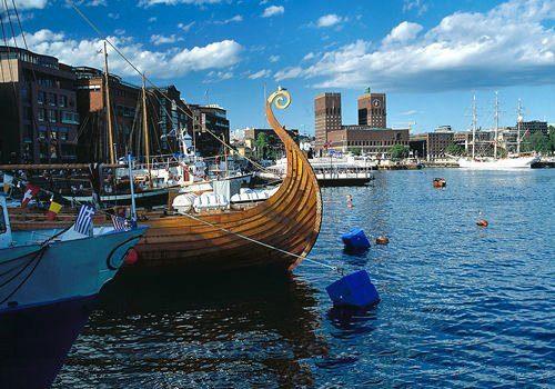 Столицата на викингите