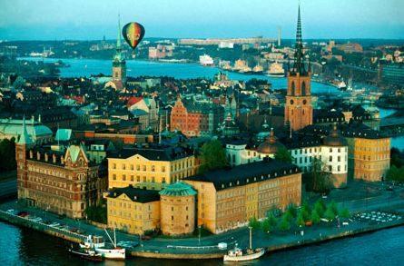 Стокхолм - Северната Венеция