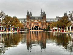 Амстердам - градът на лалетата - Фотогалерия - снимка 3