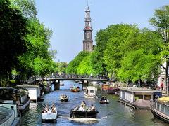 Амстердам - градът на лалетата - Фотогалерия - снимка 4