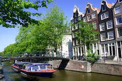 Амстердам - градът на лалетата - Фотогалерия - снимка 6