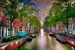 Амстердам - градът на лалетата - Фотогалерия - снимка 7