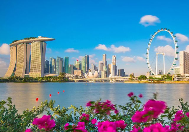 Великден в Сингапур