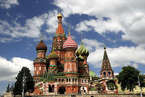 Москва - злато и великолепие под открито небе