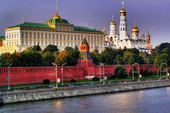 Москва - злато и великолепие под открито небе - Фотогалерия - снимка 2
