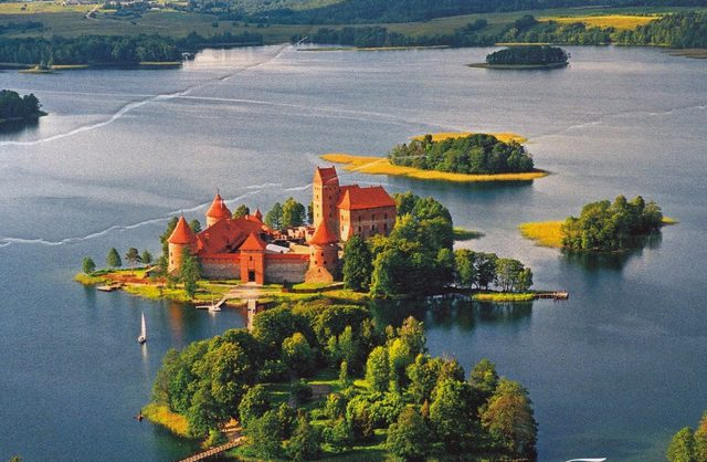 Балтийска приказка
