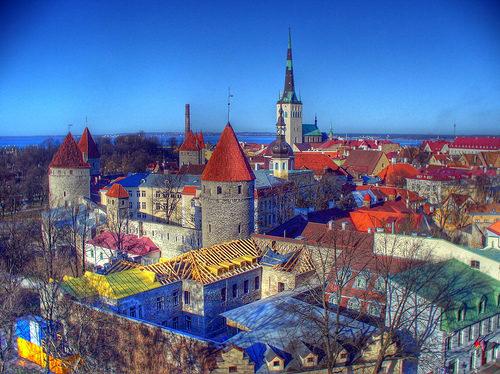 Талин - перлата на Средновековна Европа