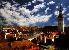 Талин - перлата на Средновековна Европа - Фотогалерия - снимка 1