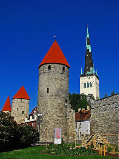Талин - перлата на Средновековна Европа - Фотогалерия - снимка 2
